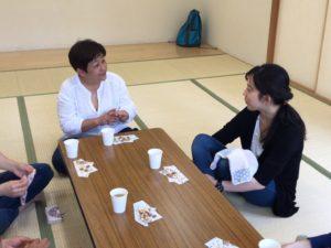 ママを応援するヨガ教室@武蔵小杉で「子育て相談」