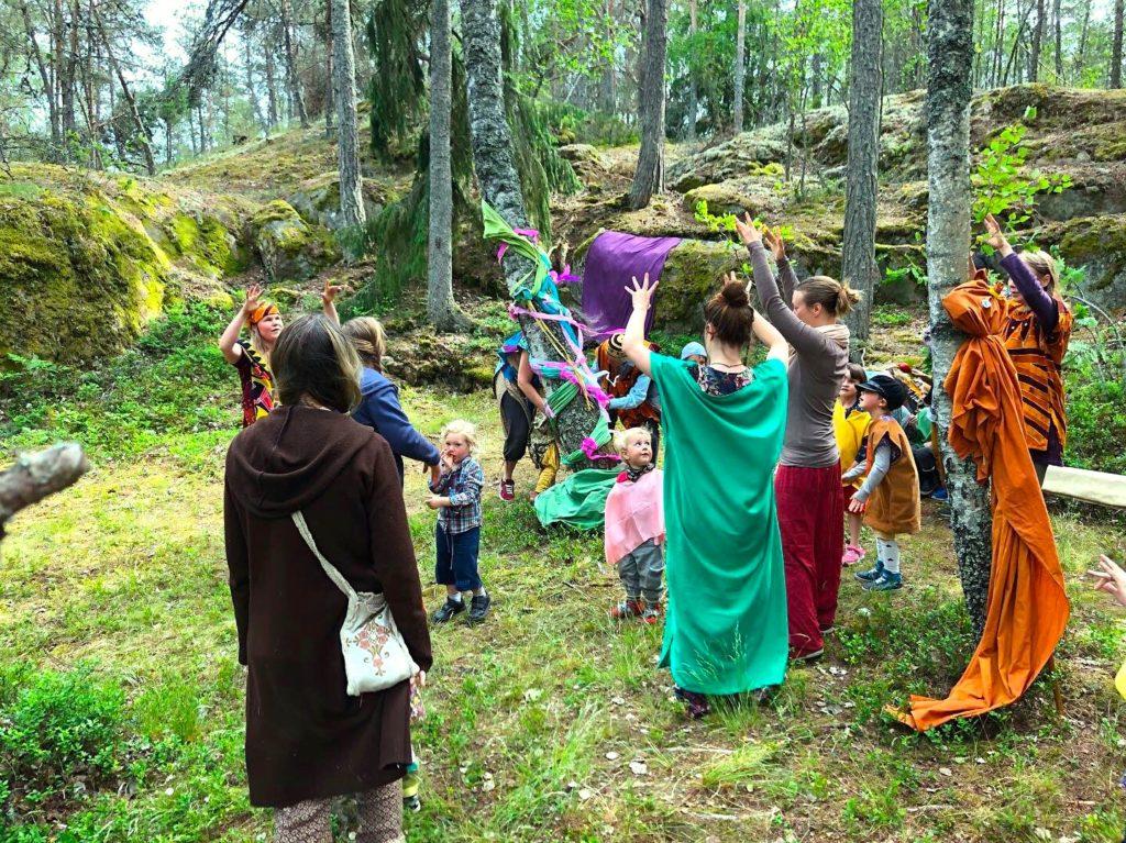 世界のトレンドは、大人が遊ぶ教育でした。ードイツ・スウェーデンでみた最新のシュタイナー幼児教育と直感トレーニングワークショップ