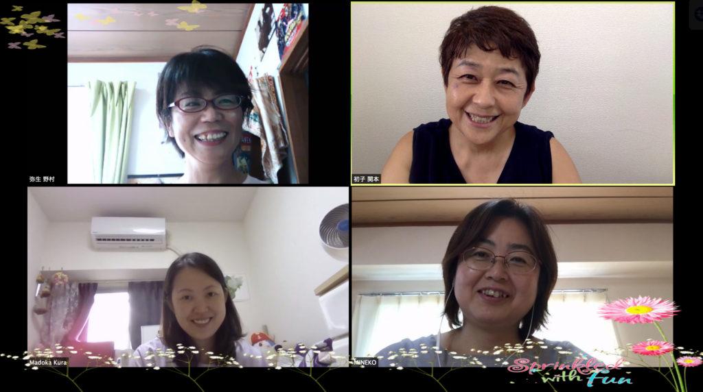 第3回 ELMリーダー養成講座!開催レポート【2020年7月クラス】  ELM勇気づけリーダー 3名誕生しました!